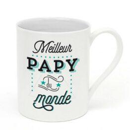 crea-bisontine_mug-porcelaine-meilleur-papy-du-monde