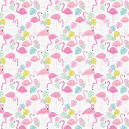 papier-cadeau-flamingo