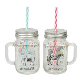 sass-and-belle_mason-jar-zebre-elephant-lets-go-wild