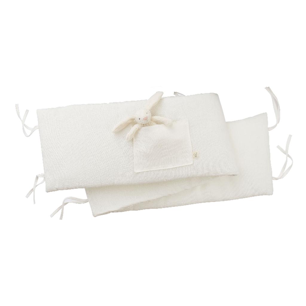 henri le tour de lit blanc little marmaille. Black Bedroom Furniture Sets. Home Design Ideas