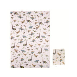 papier-cadeau-dinosaures