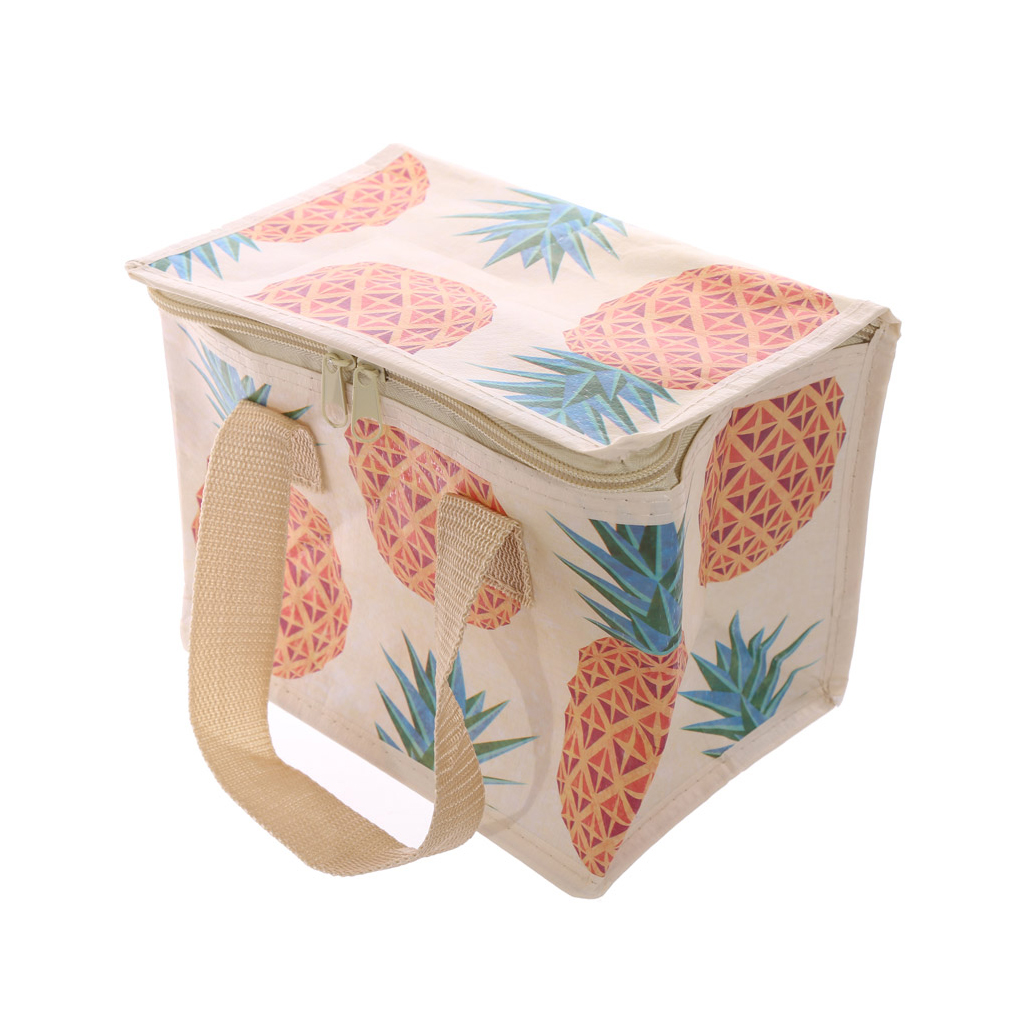 sac repas isotherme ananas little marmaille. Black Bedroom Furniture Sets. Home Design Ideas
