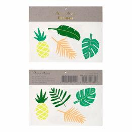 meri-meri_tatouage-temporaire-feuilles-tropicales