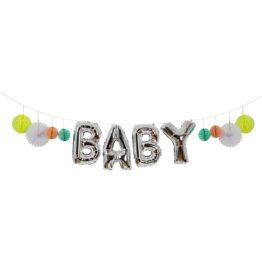 meri-meri_kit-guirlande-de-ballons-baby-argente
