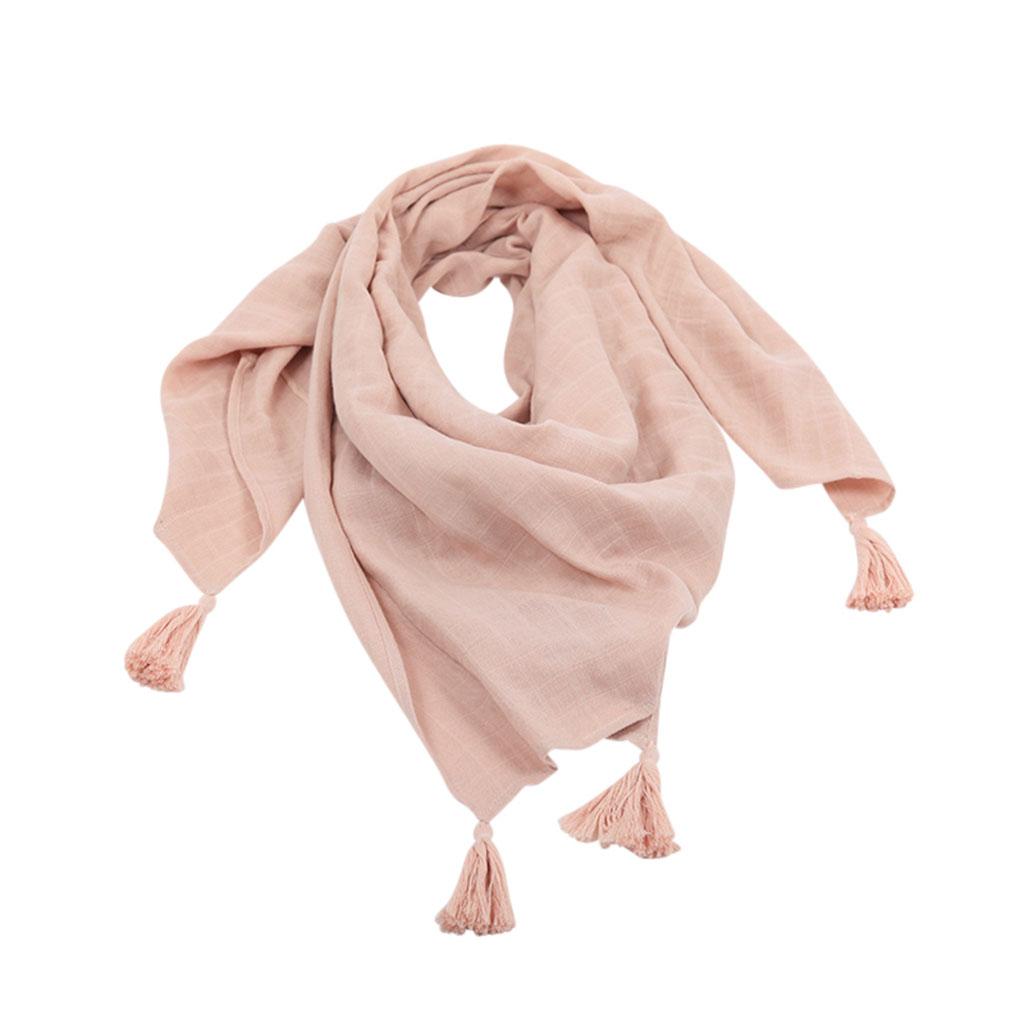 Chèche Raoul - Rose Nude - Moumout - Little marmaille b39d989ea8c