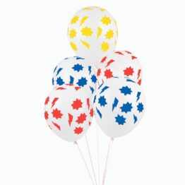 my-little-day-ballons-super-héros