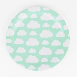 my-little-day_assiettes-nuages-aqua