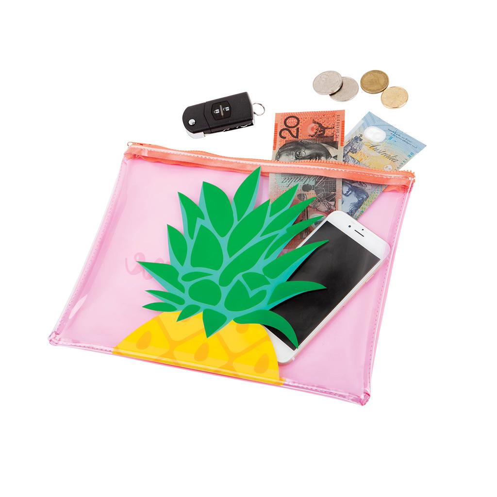 Connu Pochette transparente pour maillot de bain - Ananas - Little marmaille VV23