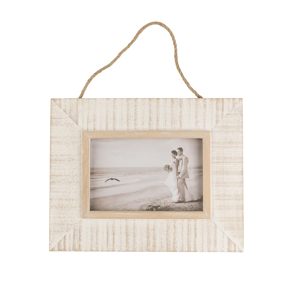 Cadre photo bord de mer little marmaille for Cadre photo a decorer