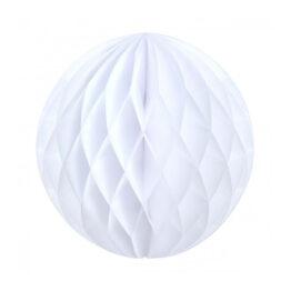 boule-alveolee-blanche-20cm