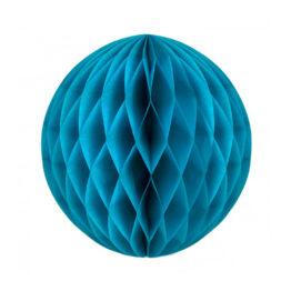boule-alveolee-bleu-canard-20cm