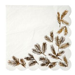 meri-meri_16-serviettes-en-papier-pin-dore