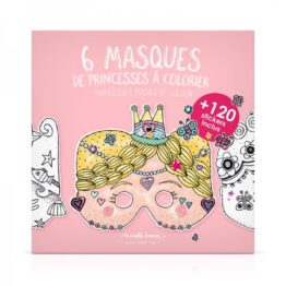 marielle-bazard_masques-de-princesses-a-colorier