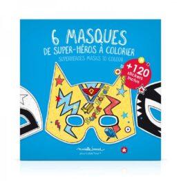 marielle-bazard_masques-de-super-heros-a-colorier