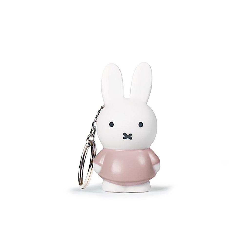 Lampe Veilleuse Lapin Miffy porte clé - lapin miffy - rose