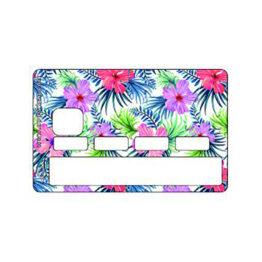 sticker-cb-tropical-fluo-flowers