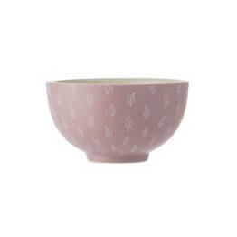 bloomingville-mini_bol-ceramique-feuilles-roses