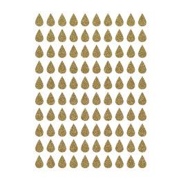lilipinso_gomette-goute-pailletté-doré