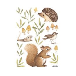 lilipinso_stikers-animaux-de-la-forêt