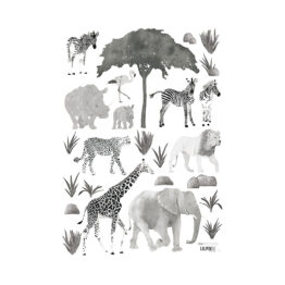 lilipinso_stikers-animaux-de-la-savane