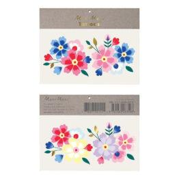 meri-meri_tatouage-floral-et-marguerite
