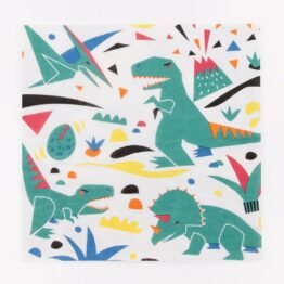 mylittleday_serviettes-dinosaure