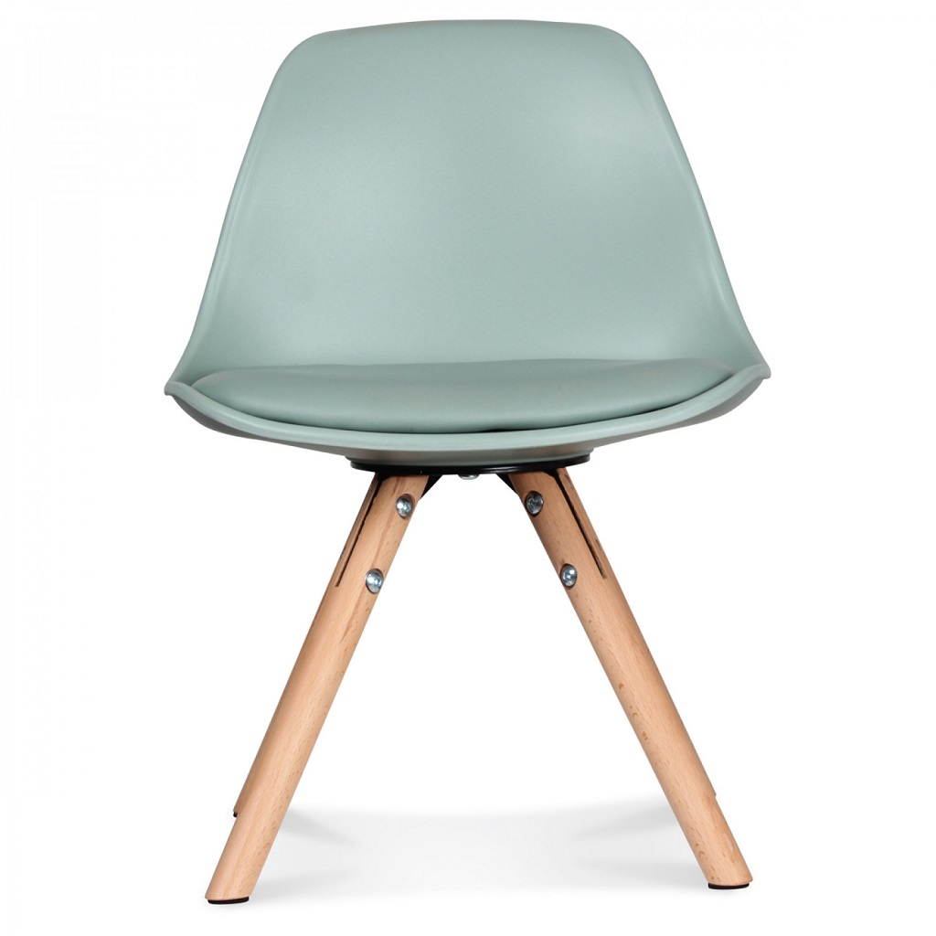 Thym Chaise Scandinave Enfant Little Vert Marmaille Ygvy7bmIf6