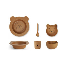 liewood-set-de-vaiselle-ours-en-bambou