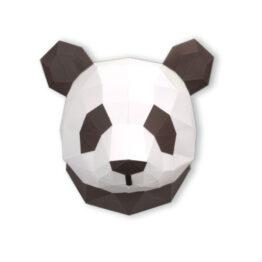 agent-paper_petit-trophée-panda-en-papier-3D