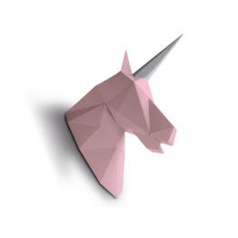 agent-paper_trophée-licorne-en-papier-3D