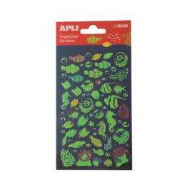 apli_planche-gommettes-resine-poissons-lumineux