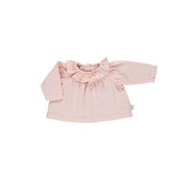 poudre-organic_blouse-col-volant-charme-evening-sand - Copie