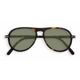 izipizi_lunettes-de-soleil-adulte-#i-Tortoise green lenses