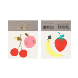 meri-meri_tatouage-fruits-rigolos