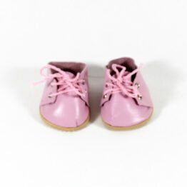 minikane-chaussure-a-lacets-rose
