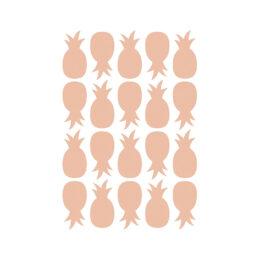 lilipinso_planche-sticker-ananas-abricot