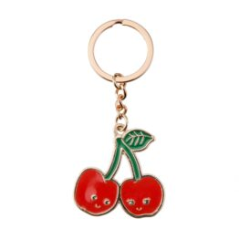 sass-and-belle_porte-cle-cerises