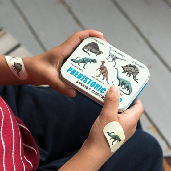 Boîte de 30 pansement dinosaures