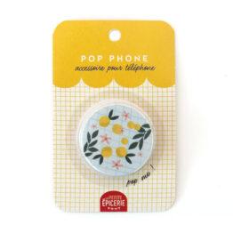 Pop phone citron la petite épicerie