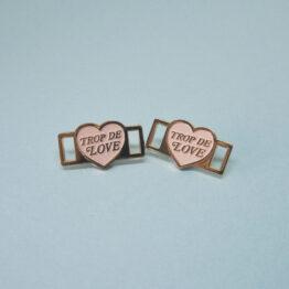 Lace locks trop de love