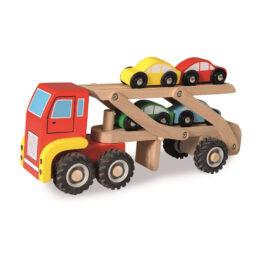 camion transport de voiture egmont