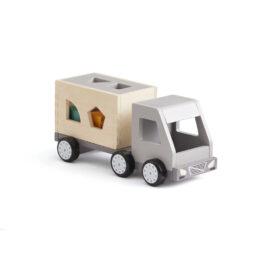 Boîte à forme camion kid's concept