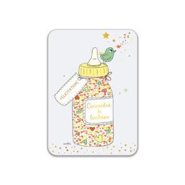 Carte Félicitations - Concentré de bonheur