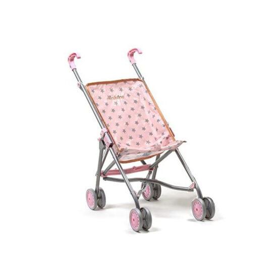 Poussette Pink Stars - Minikane