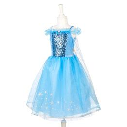 déguisement robe reine des neiges souza