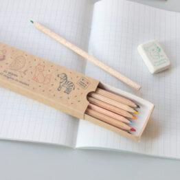 crayon de couelur zü et packging