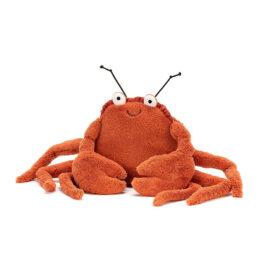 Doudou crispin le crabe