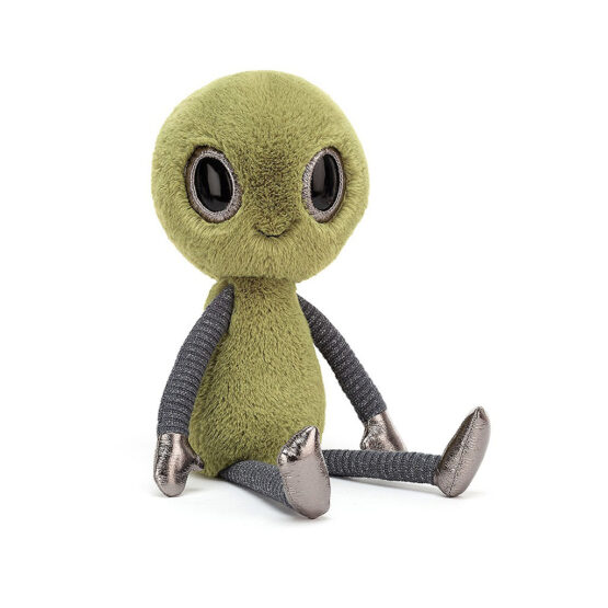 Doudou Zalien l'alien de Jellycat