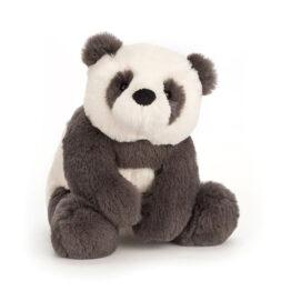 Doudou harry le panda Jelly