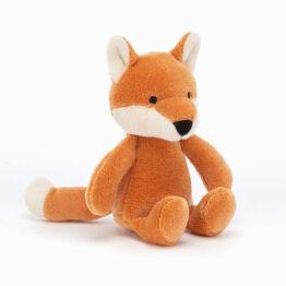 Doudou mon ami renard Jellycat